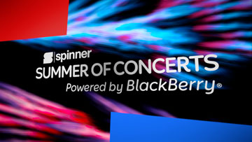 spinner blackberry promo video